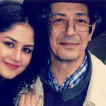 بیوگرافی نادر مشایخی و همسرش + زندگی شخصی و بیماری