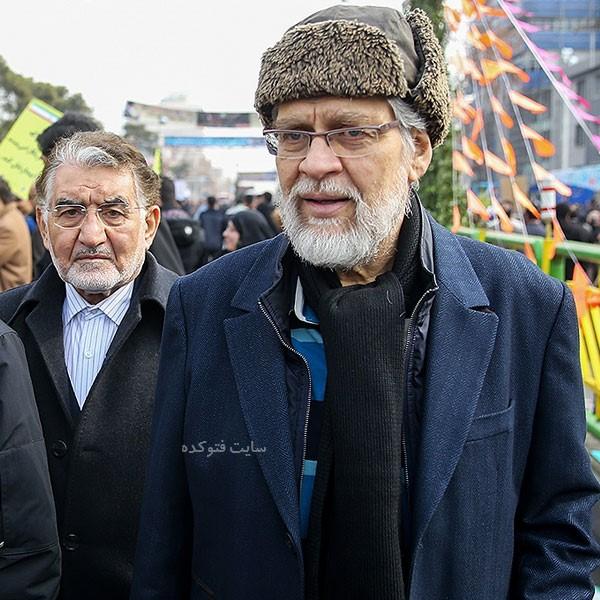 بیوگرافی نادر طالب زاده مجری و کارگردان