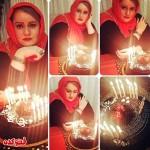 متن زیبای نعیمه نظام دوست در روز تولدش