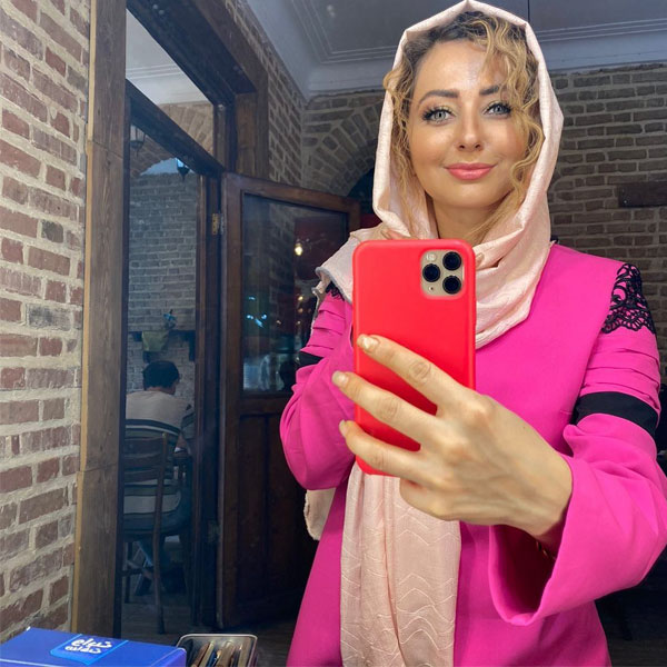 عکس و بیوگرافی نفیسه روشن Nafiseh Roshan بازیگر زن ایرانی