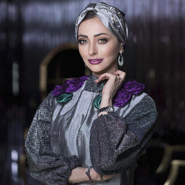 عکس مدلینگ نفیسه روشن Nafiseh Roshan بازیگر زن