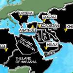 قلمرو وحشتناک داعش در سال 2020