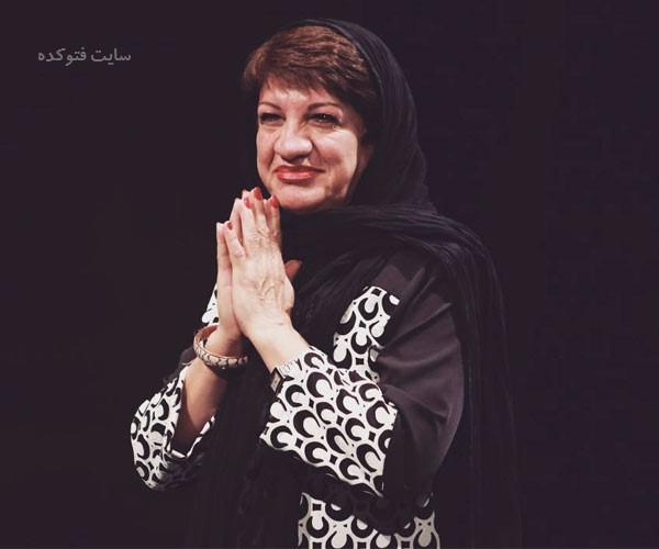 بیوگرافی ناهید مسلمی بازیگر زن + عکس شخصی