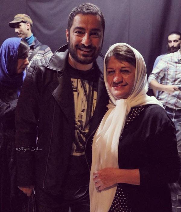 عکس های ناهید مسلمی و نوید محمدزاده + بیوگرافی کامل