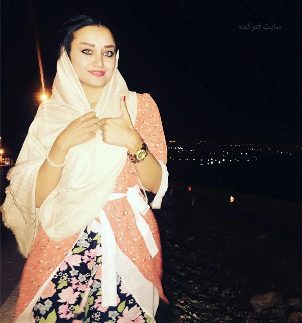 بیوگرافی مهتاب جامی بازیگر + زندگی شخصی