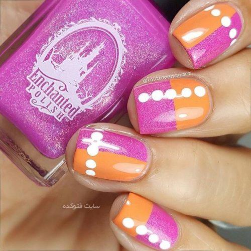 عکس nails design