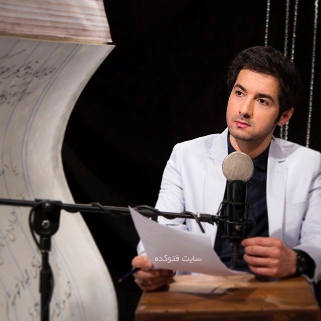 نجم الدین شریعتی مجری + زندگی خصوصی و خانوادگی