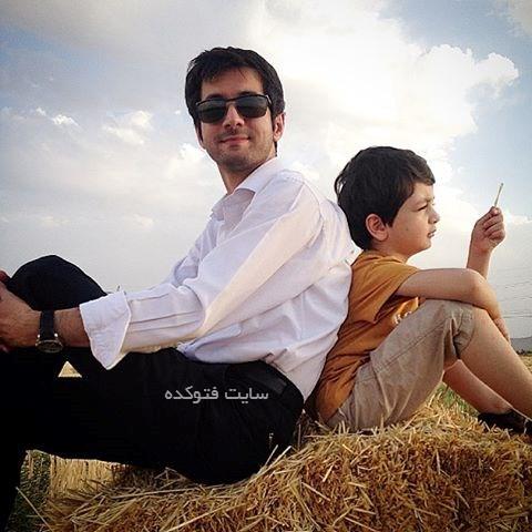 نجم الدین شریعتی و پسرش محی الدین