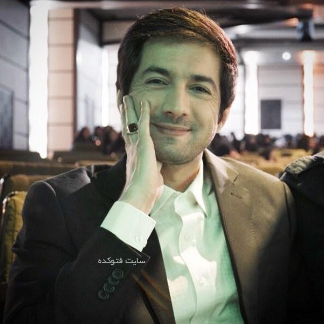 عکس نجم الدین شریعتی مجری مذهبی + زندگی خصوصی لو رفته