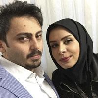 بیوگرافی نجمه جودکی و همسرش مهدی پارسازاده + زندگی شخصی