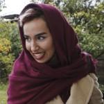 نکیسا | عکس های زیباترین دختر گل فروش تهران