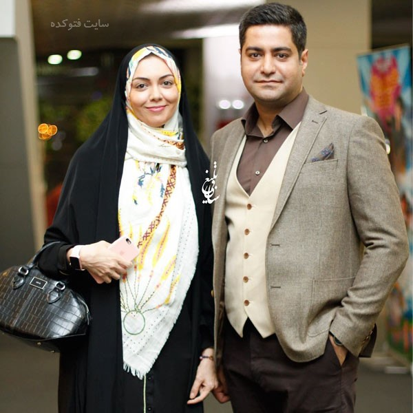 عکس های آزاده نامداری و همسرش سجاد عبادی + بیوگرافی