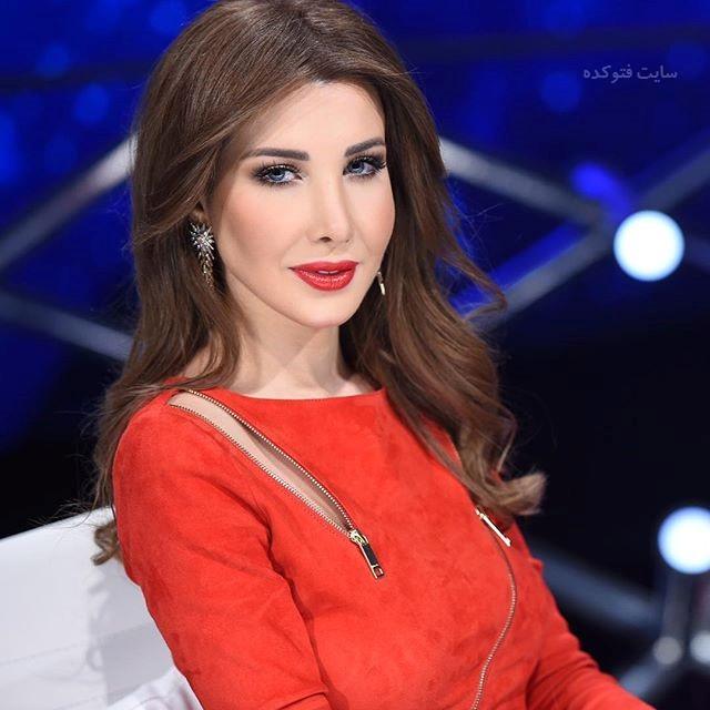 عکس نانسی عجرم خواننده زن لبنانی + بیوگرافی کامل