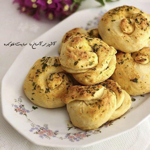 نان سیر، طرز تهیه نان سیر، نون سیر با دستور پخت و عکس