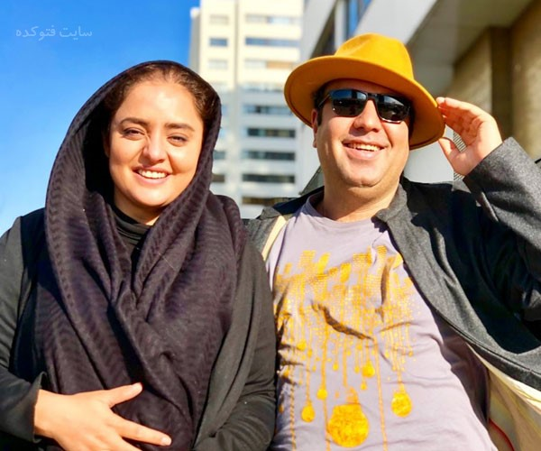 Narges Mohammadi + زندگی شخصی و همسر