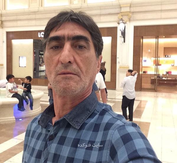 عکس و زندگینامه ناصر محمدخانی بازیکن فوتبال
