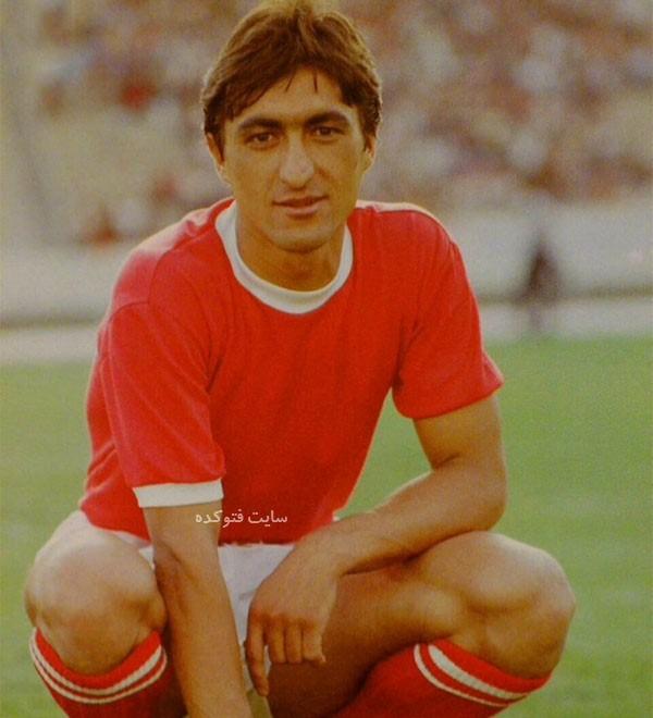 عکس های ناصر محمدخانی فوتبالیست سابق