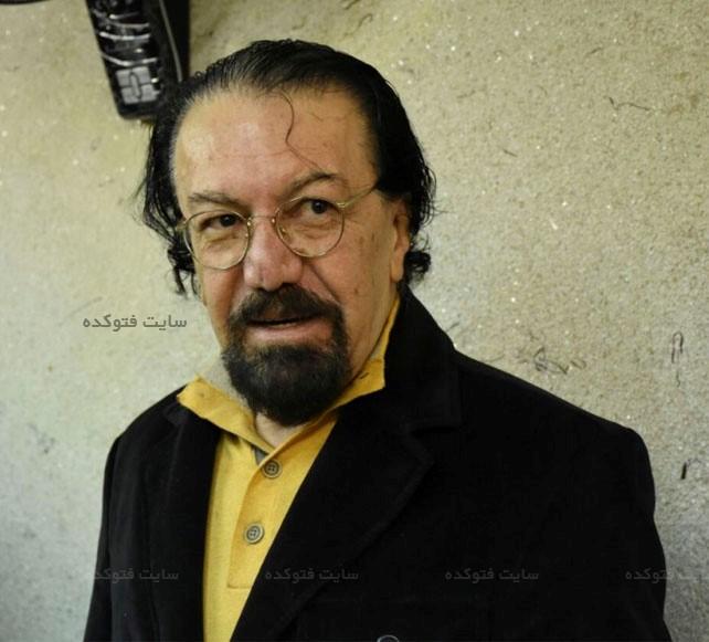 بیوگرافی ناصر چشم آذر + زندگی شخصی و علت فوت