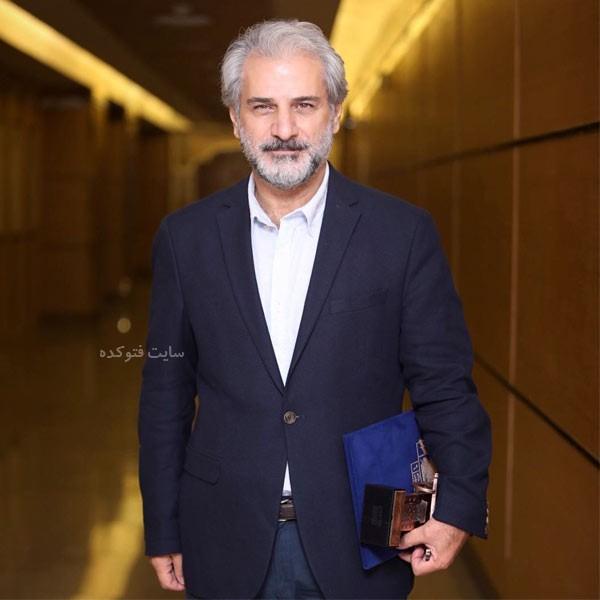 بیوگرافی ناصر هاشمی برادر مهدی هاشمی + بیوگرافی