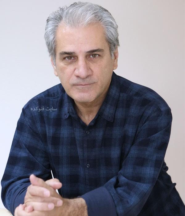عکس های ناصر هاشمی بازیگر و همسر سابق سیما تیرانداز