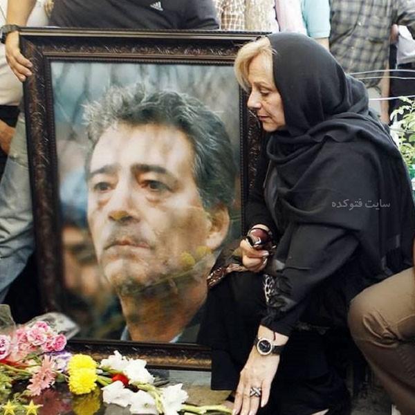 عکس های ناصر حجازی و همسرش بهناز شفیعی