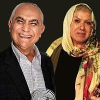 بیوگرافی ناصر ممدوح و همسرش + زندگی شخصی هنری