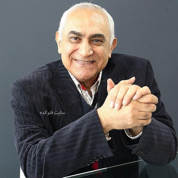 بیوگرافی ناصر ممدوح دوبلور + زندگی شخصی