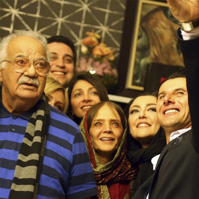 عکس ناصر ملک مطیعی
