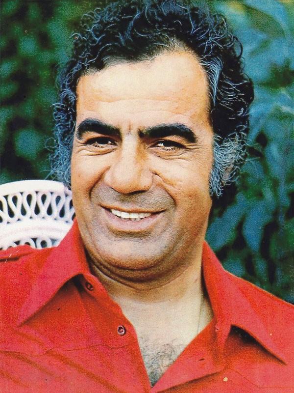 عکس های ناصر ملک مطیعی قبل از انقلاب