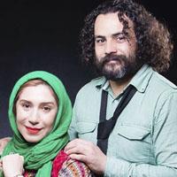 بیوگرافی نسیم ادبی و همسرش ابراهیم اثباتی + زندگی شخصی