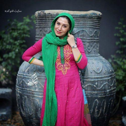 عکس و بیوگرافی نسیم ادبی