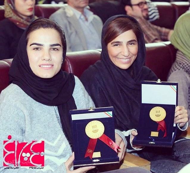 عکس نسیمه غلامی و فرشته کریمی + بیوگرافی