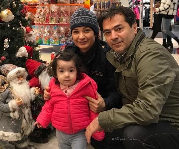 همسر Nasrin Nosrati فهیمه سریال پایتخت