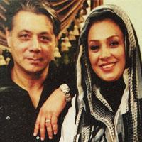 بیوگرافی نسرین مقانلو و همسرش کمال خلیلیان + عکس خانواده