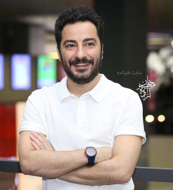 داستان زندگی Navid Mohammadzadeh