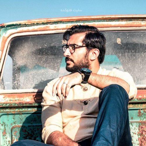 بیوگرافی نوید عبداللهی