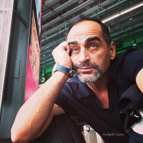 نوید نگهبان بازیگر ایرانی هالیوود