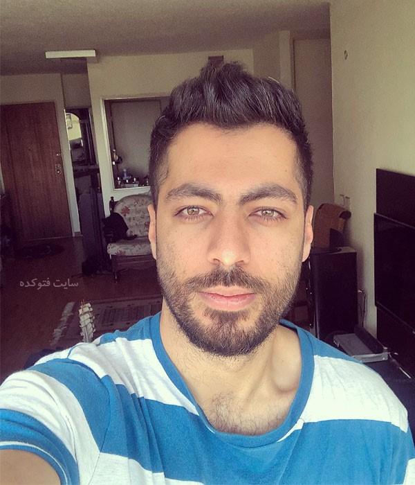 بیوگرافی نوید پورفرج بازیگر و همسرش