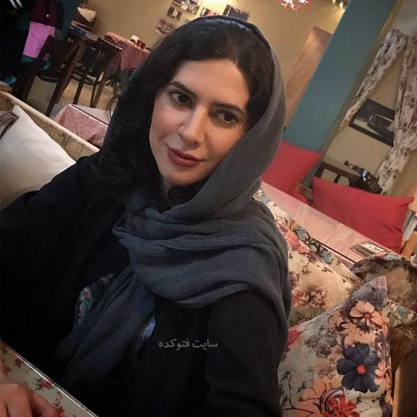 بیوگرافی نازنین احمدی با عکس های شخصی
