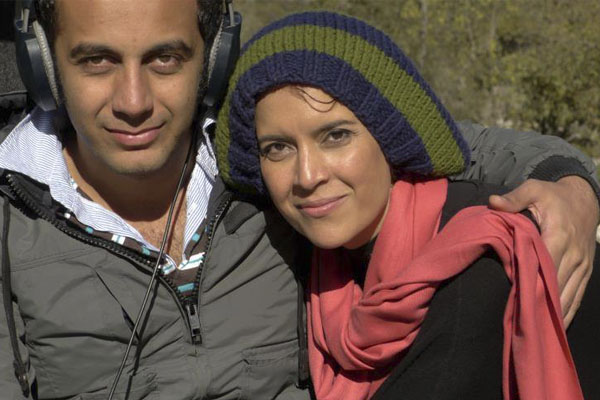 نازنین فراهانی و همسرش با بیوگرافی کامل