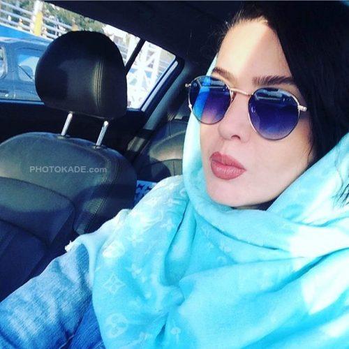 عکس خفن نازنین کریمی بازیگر زن