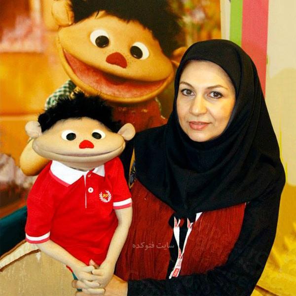 عکس و بیوگرافی نگار استخر عروسک گردان سنجد