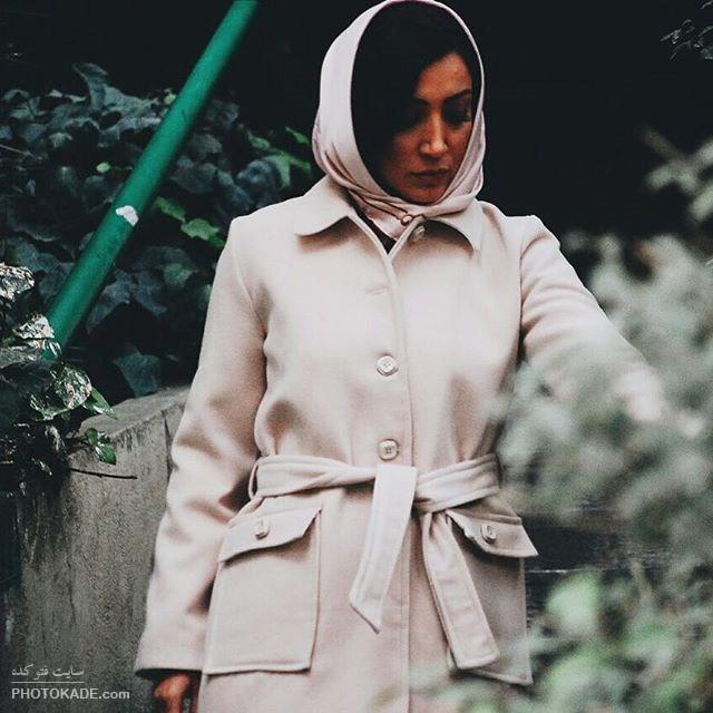 مدل شدن نگار عابدی بازیگر زن ایرانی