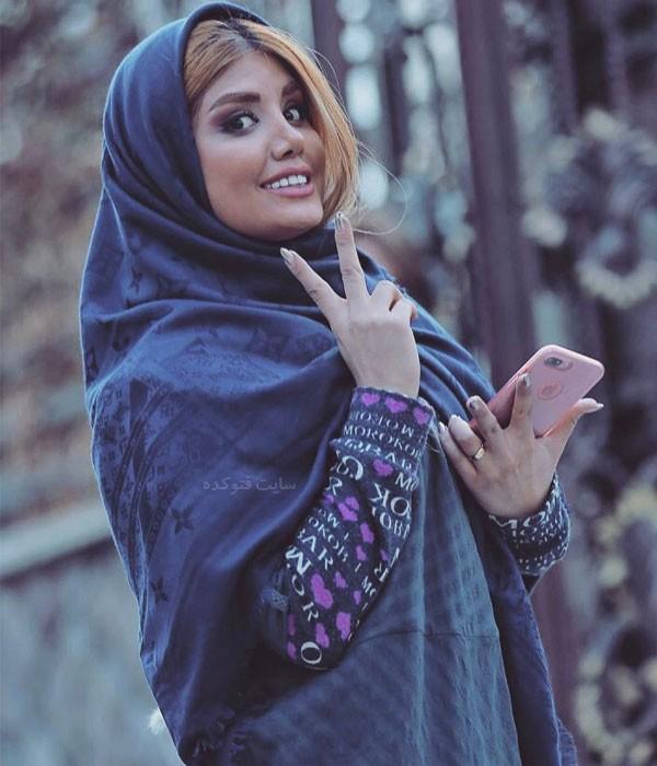 بیوگرافی نگین عابدزاده چهره اینستاگرامی