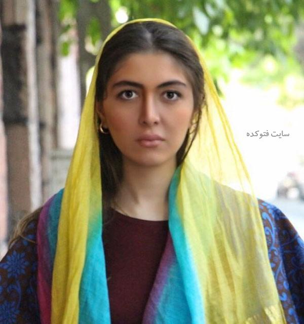 بیوگرافی نگین غفاری بازیگر + عکس جدید