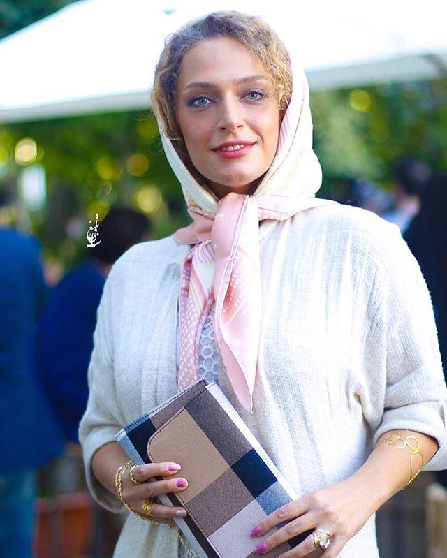 بیوگرافی نگین معتضدی Negin Motazedi بازیگر زن ایرانی با عکس