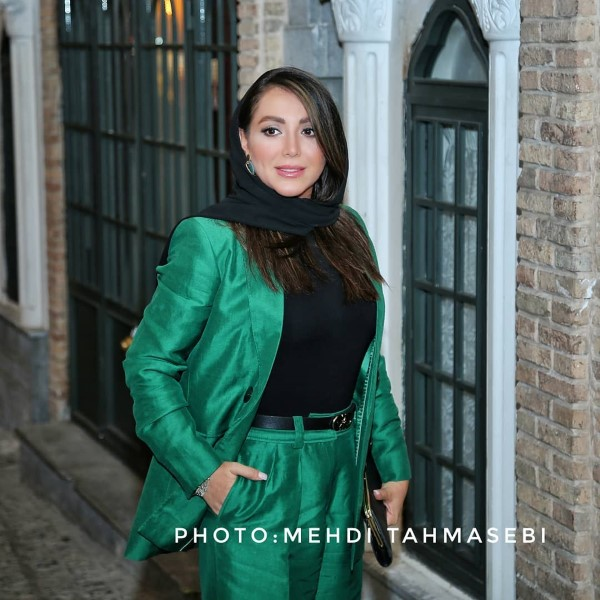 سپیده مراد پور در عکس جدید بازیگران زن بدون سانسور تیر 98