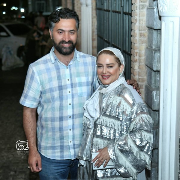بهاره رهنما و همسرش در جدیدترین عکس های بازیگران تیر 98