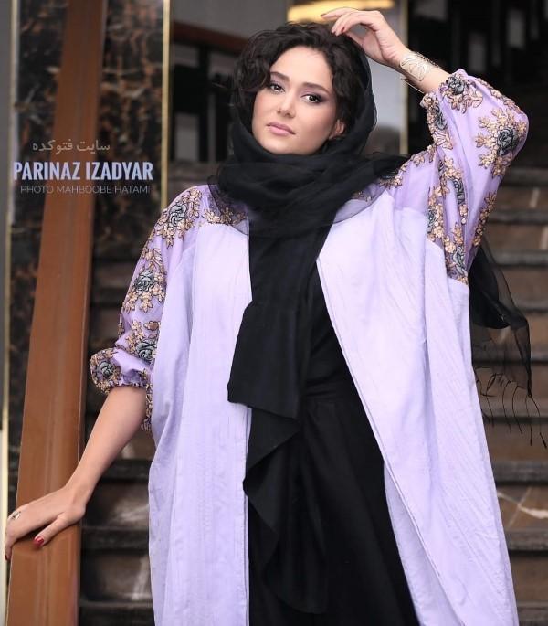 عکس مدل لباس بازیگران زن پرنیاز ایزدیار تیر 98