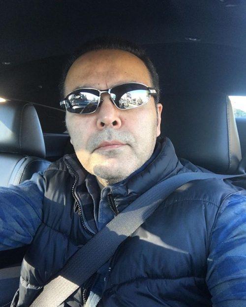 عکس جدید فریبرز عرب نیا